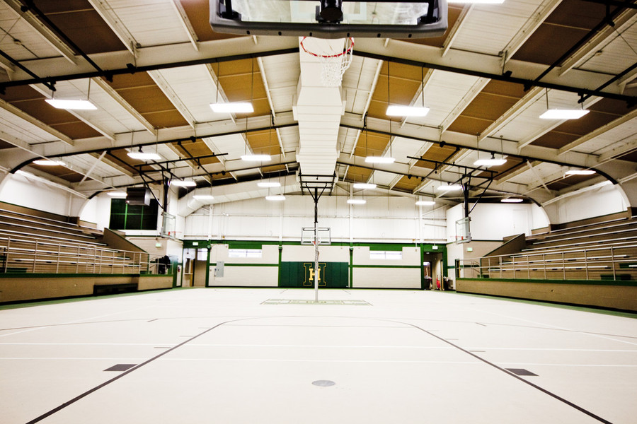 Murray Architects Harry Hurst Middle School Gymnasium